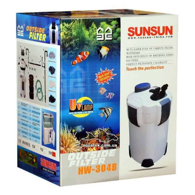 SunSun-304B-Canister-Filter