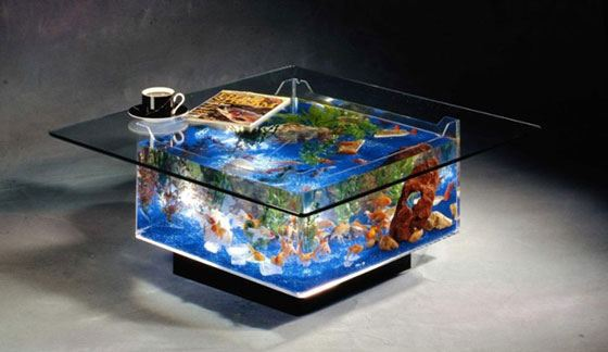 Table Tank