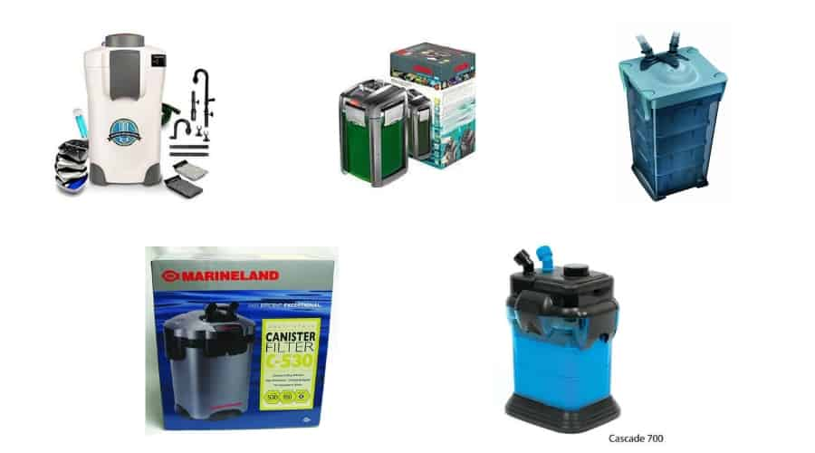 Top Canister Filters For Turtle Tanks