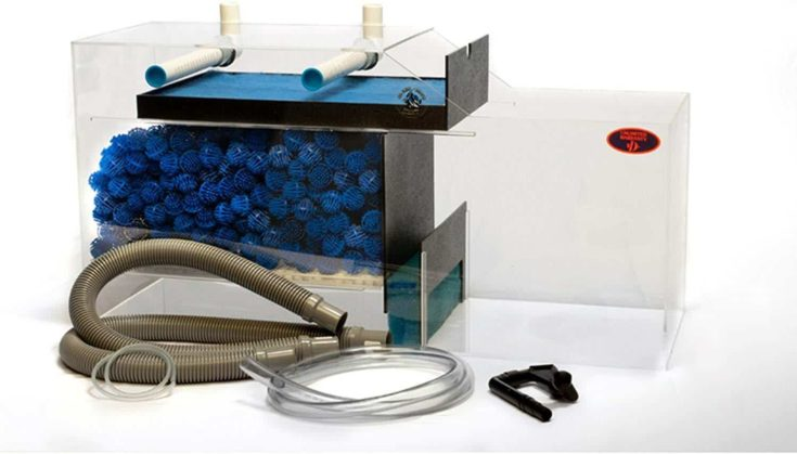 Pro Clear Aquatic Systems Premier Wet Dry Filter