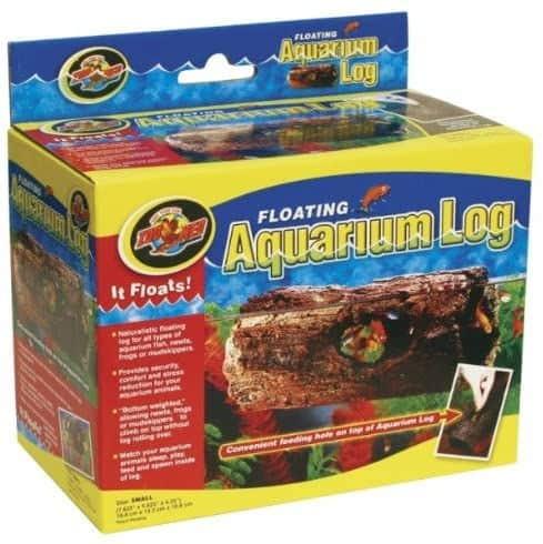 Zoo Med Floating Aquarium Log, Small