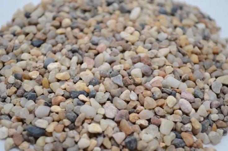 CNZ Aquarium Natural River Gravel