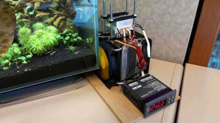 DIY Aquarium Chiller
