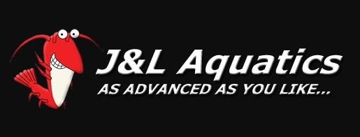 J and L Aquatics logo