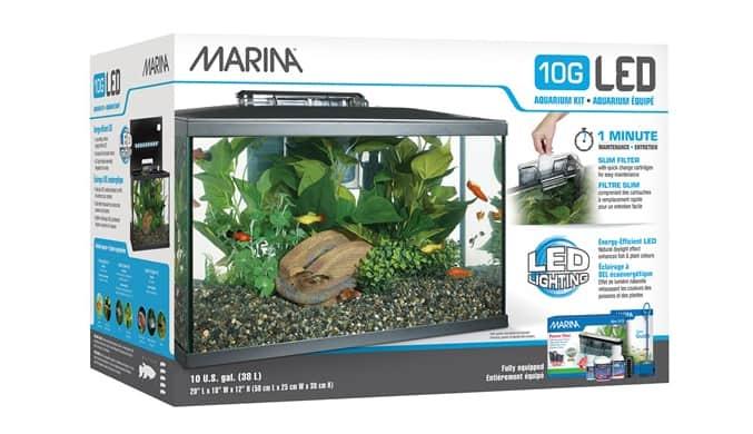 Marina-10GLED-Aquarium-Kit