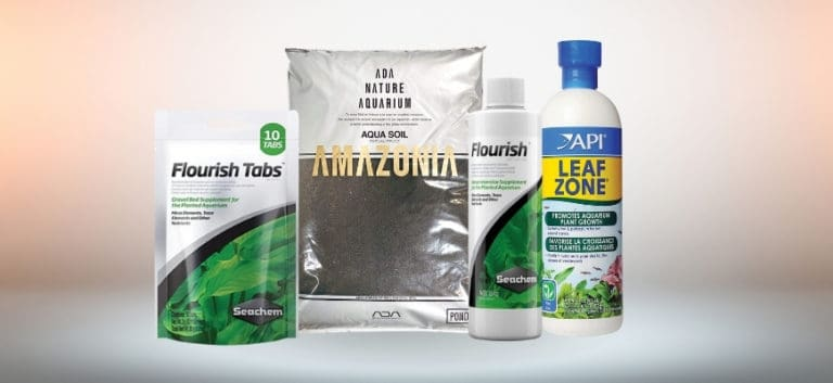 Aquarium Plant Fertilizers