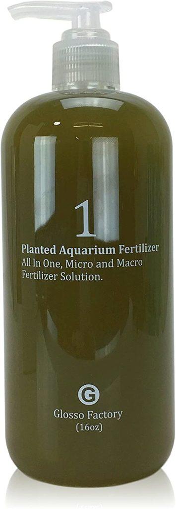 Glosso Factory All in one Planted Aquarium Fertilizer