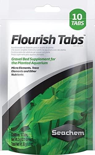 Seachem. Flourish Tabs