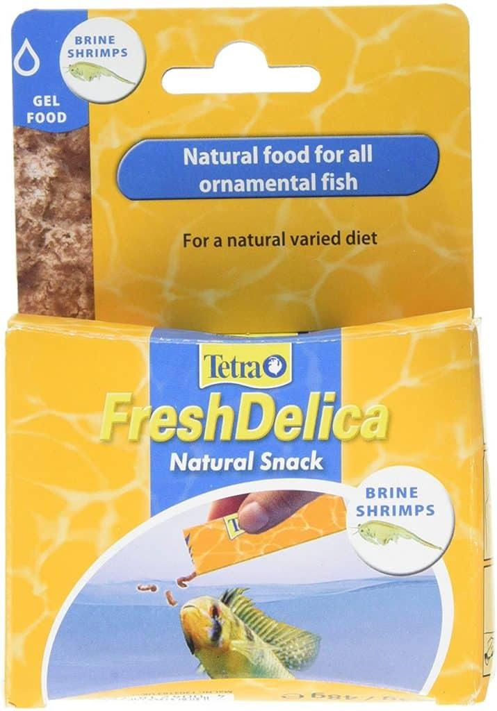 Tetra Freshdelica Brine Shrimp