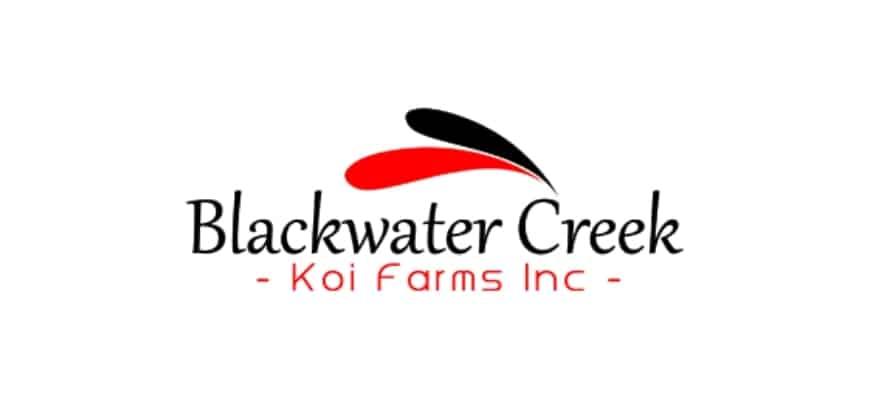 Blackwater Creek Koi Farms Logo