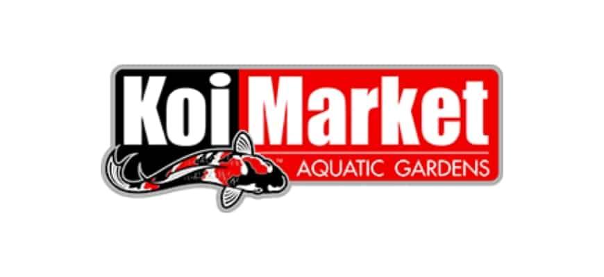 Koi Market Logo