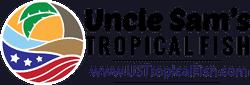Uncle Sam's Discus logo