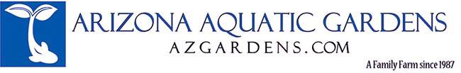 Arizona Aquatic Gardens logo