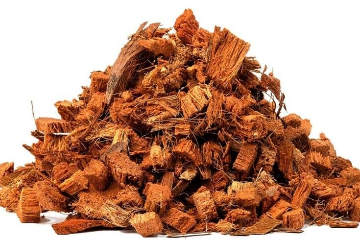 RediChip Coconut Chip Substrate for Reptiles Loose Medium Sized Coconut Husk Chip Reptile Bedding